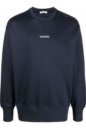 VALENTINO Logo-print sweatshirt