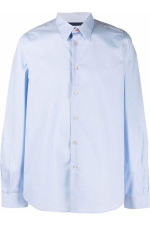 Paul Smith Men Business - Contrast-button formal shirt