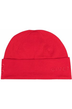 Givenchy 4G wool beanie hat