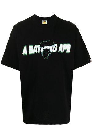 A Bathing Ape Logo-print T-shirt