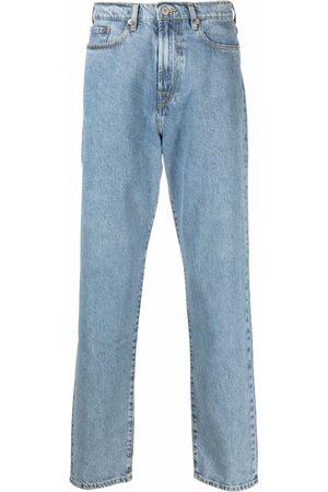 Paul Smith High-waisted straight leg jeans
