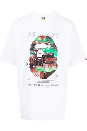 A Bathing Ape Men T-shirts - Graphic-print T-shirt