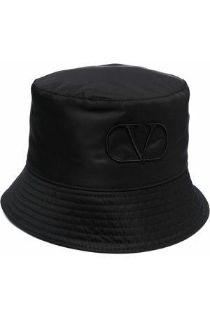 VALENTINO VLogo embroidered bucket hat