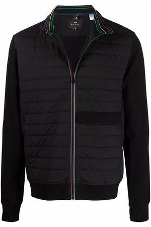 Paul Smith Contrasting-trim padded jacket