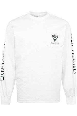 Supreme Long Sleeve - X South2 West8 long-sleeve T-shirt