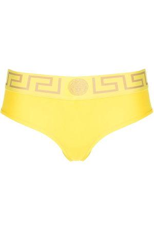 VERSACE Women Briefs - Greca waistband briefs