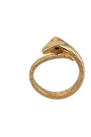 Nialaya Twisted snake ring