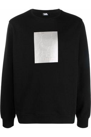 Karl Lagerfeld Logo patch sweatshirt