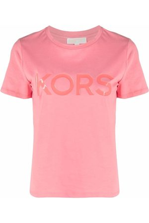 Michael Kors Logo-embossed T-shirt