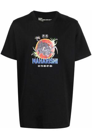 Maharishi Year Of The Spider organic cotton T-shirt