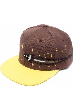 ENTERPRISE JAPAN Men Caps - Embroidered patch cap