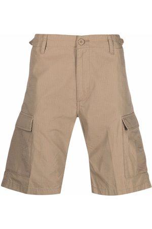 Carhartt Knee-length cargo shorts - Neutrals