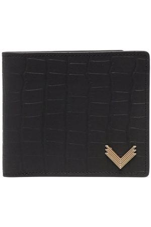 Manokhi Wallets - Logo-plaque wallet
