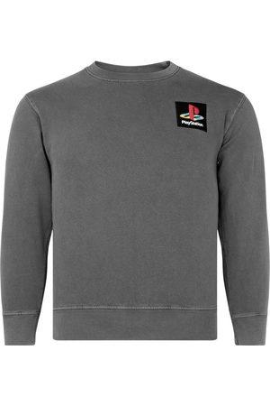 Travis Scott Astroworld X Playstation classic crew-neck sweatshirt - Grey