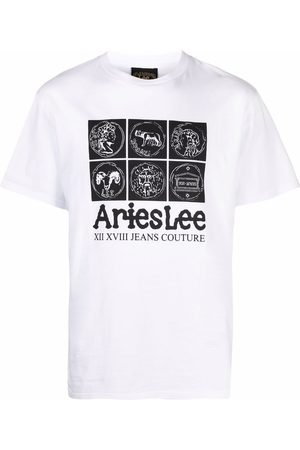 ARIES X Lee Coin graphic T-shirt