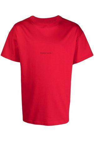 Styland T-shirts - Slogan-print crew neck T-shirt