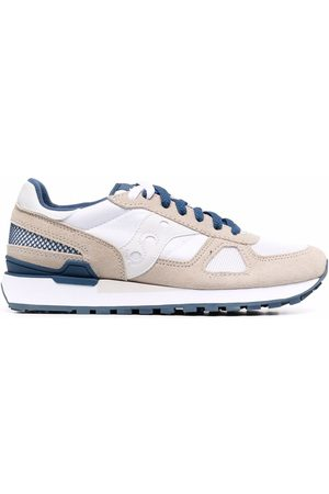 Saucony Panelled-mesh trainers