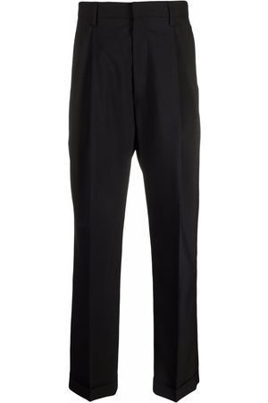 Marni Men Formal Pants - Straight-leg tailored trousers
