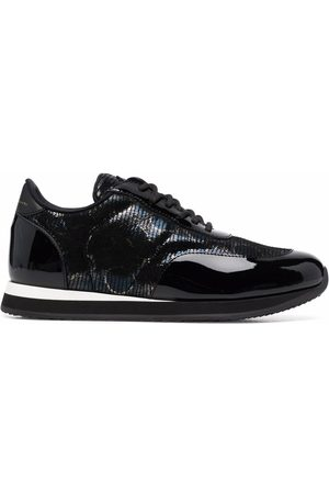 Giuseppe Zanotti Panelled low-top sneakers