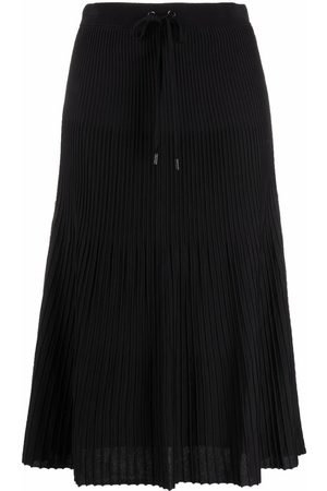 Michael Kors Women Skirts - Ribbed A-line skirt