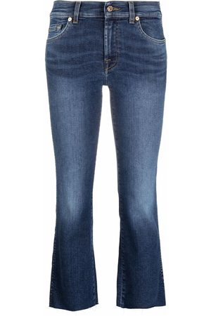 7 for all Mankind Illusion Necessity bootcut jeans