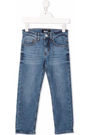 Molo Alon mid-rise straight jeans