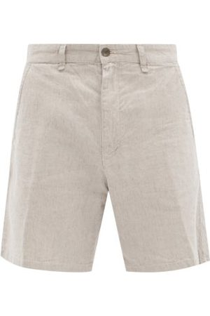 RAG&BONE Eaton Linen-blend Shorts - Mens