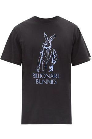 Billionaire Boys Club Bunnies Logo-print Cotton-jersey T-shirt - Mens
