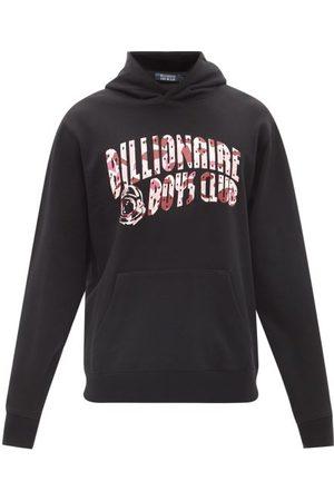 Billionaire Boys Club Men Sweatshirts - Logo-print Cotton-jersey Hooded Sweatshirt - Mens
