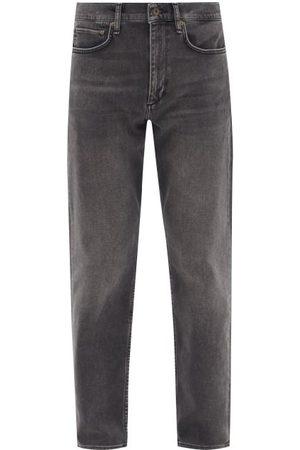 RAG&BONE Fit 2 Dorset-wash Slim-leg Jeans - Mens - Dark Grey