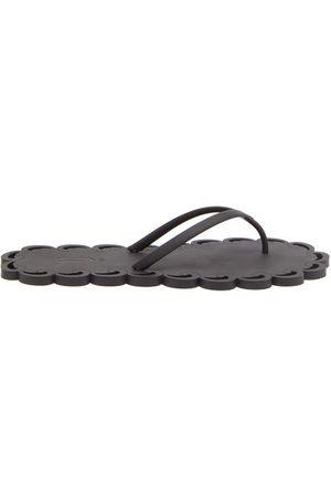 Carlotha Ray Laser-cut Scented-rubber Flip Flops - Womens