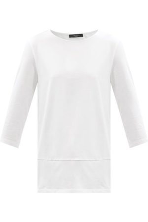 Max Mara Women T-shirts - Multia T-shirt - Womens - Ivory