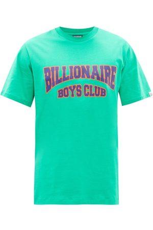 Billionaire Boys Club Logo-print Cotton-jersey T-shirt - Mens