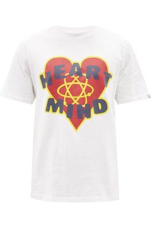 Billionaire Boys Club Heart And Mind-print Cotton-jersey T-shirt - Mens
