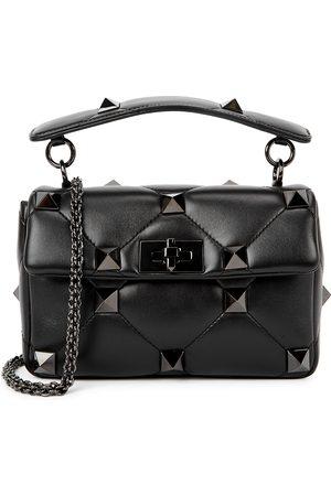 VALENTINO Women Purses - Garavani Roman Stud small leather shoulder bag