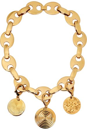 Paco rabanne Women Necklaces - Eight -tone link necklace