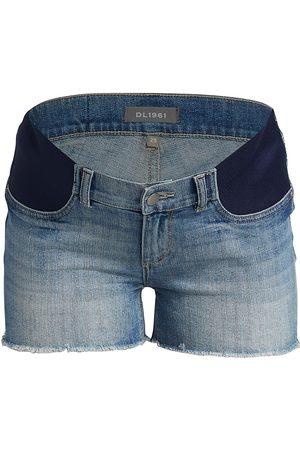 DL1961 DL1961 Premium Denim Maternity Cecilia Classic Denim Shorts