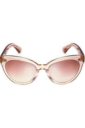 Oliver Peoples Women's Roella 55MM Cat Eye Sunglasses