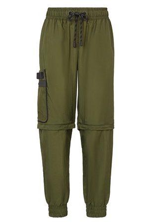 Fendi Women Sweatpants - Nylon Trousers