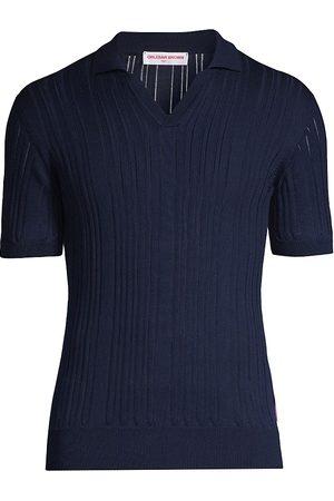 Orlebar Brown Men's Lovells Polo Shirt - Navy - Size Small