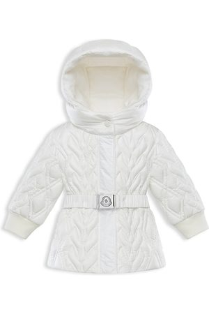 Moncler Baby Girl's & Little Girl's Suher Long Parka - - Size 12 Months