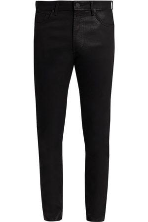 Monfrere Men's Greyson Skinny Jeans - Coated Noir - Size 36