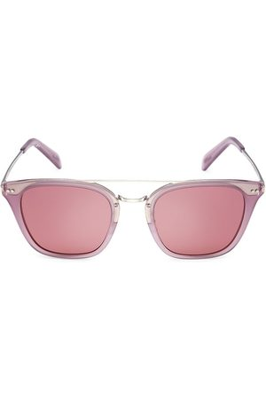 Oliver Peoples Women's x Frère 51MM Square Sunglasses