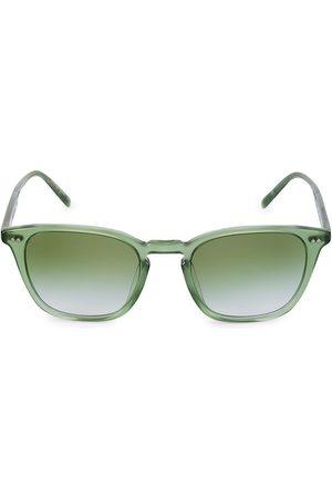 Oliver Peoples Women's x Frere NY 52MM Wayfarer Sunglasses - Sage Olive Gradient