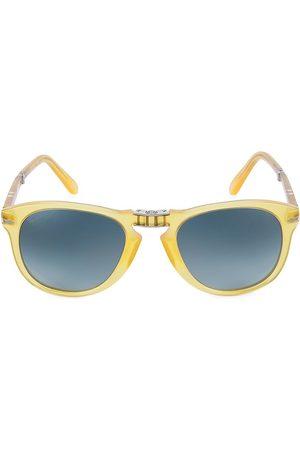 Persol Men's 54MM Round Sunglasses
