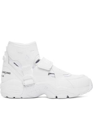 Comme des Garçons Men Sneakers - White Nike Edition Air Carnivore Sneakers