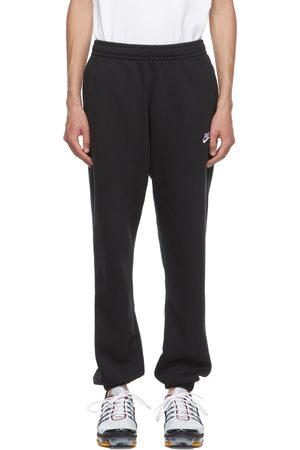 Nike Men Sweats - Black Sportswear Club Lounge Pants
