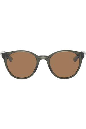 Oakley Green Spindrift Sunglasses