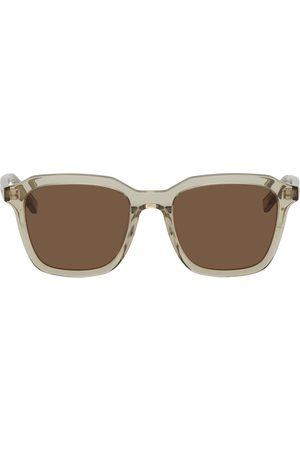 Saint Laurent Women Square - Yellow SL 457 Square Sunglasses