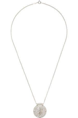 Dear Letterman Men Necklaces - SSENSE Exclusive 'The Ziya' Necklace
